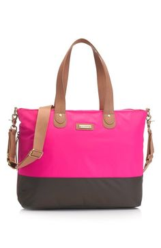 Free shipping and returns on Storksak Colorblock Diaper Bag at Nordstrom.com. Vivacious color blocking lends style to a sophisticated diaper bag with a spacious design so your little one can have everything he or she needs for a day out on the town. A thermo-insulated bottle pocket keeps beverages at the perfect temperature for up to four hours, while a padded changing mat ensures diaper checks and changes can happen anywhere and anytime without sacrificing baby's comfort.