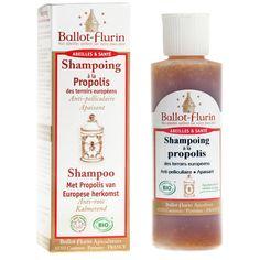 Shampoing à la Propolis des terroirs européens