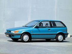 Mitsubishi Colt 3-door (1988 – 1992).