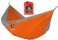 Archer Outdoor Gear Archer Double Nest Parachute Camping Hammock, Ropes and Carabiners Included >>> This is an Amazon Affiliate link. Check this awesome product by going to the link at the image.