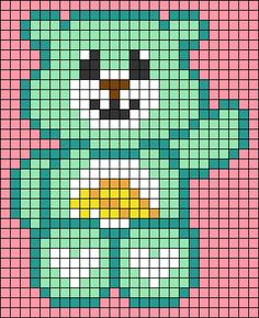 Kandi Patterns, Alpha Patterns, Crochet Blanket Patterns, Baby Blanket Crochet, Friendship Bracelet Patterns, Friendship Bracelets, Diy Kandi Bracelets, Diy Craft Projects, Crafts