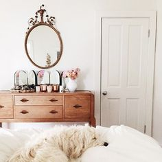 Simple and Chic with Vintage Details