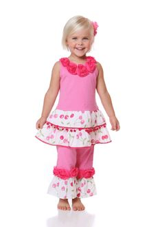 cutest little girl outfits!