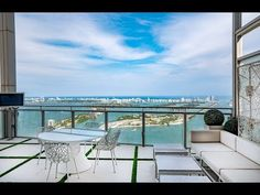 "Luxury Living South Beach 45 Million Dollar luxury Penthouse ""Regalia Miami"" - YouTube"