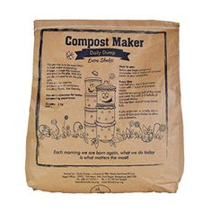 Daily Dump Compost Maker Remix Powder with added Microbes - 3 kg Daily Dump Compost Maker, Neem Powder, Waste Solutions, Kitchen Waste, Polypropylene Plastic, Food Waste