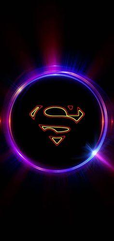 Superman Logo Art, Superman Tattoos, Superman Artwork, Superman Wallpaper, Batman Vs Superman, Marvel Wallpaper, Superman Stuff, Puppy Wallpaper Iphone, Wallpaper App