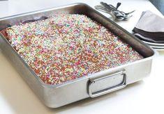Sjokoladekake langpanne