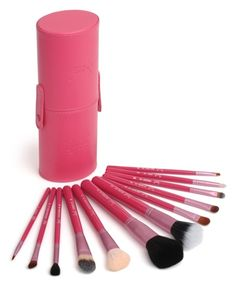 Sigma Brush Kit - you can never have too many makeup brushes. Especially pink ones.