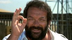 """Képtalálat a következőre: """"bud spencer"""" Sheriff, Mario, Terence Hill, Idol, Bude, Series Movies, Water Polo, For Stars, Good People"""