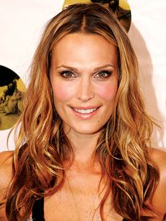 Molly Sims Hair Color | Molly Sims - Great Hairstyle at Every Age - 30s