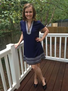 Stitch Fix Review September 2015 - THML Havana Dress ($78)