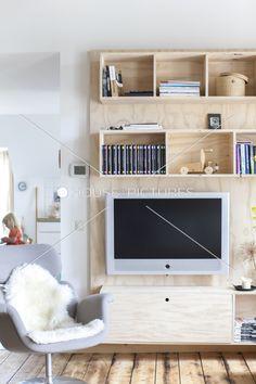 TV wandmeubel underlayment   House of pictures