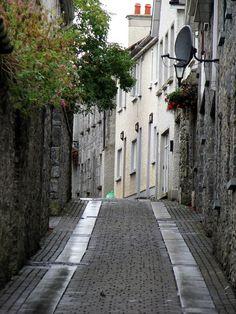 Side Street in Kilkenny, Kilkenny, Ireland