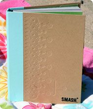 Summer memory keeping class for kids! using the #Smashbook taught by Tami Morrison | Miss J would love this