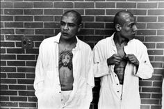 DANNY LYON Untitled, from the Prison Series, 1968