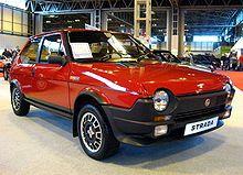 Fiat Ritmo - Wikipedia, la enciclopedia libre