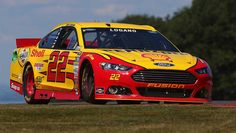 Logano gets first road-course win at the Glen | NASCAR.com