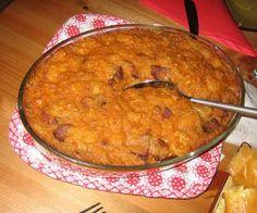 Baked Beans Recipe - Serbian Prebranac: Serbian Baked Beans or Prebanac
