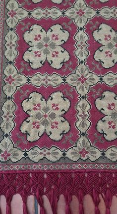Cross Stitch Borders, Cross Stitch Designs, Cross Stitching, Cross Stitch Embroidery, Cross Stitch Patterns, Crochet Patterns, Needlepoint Stitches, Needlework, Embroidery Designs
