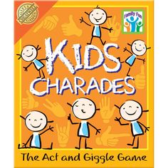 Kids Charades Game is a classic and Boys age 10 are sure to love them. A fab gift which all the family will enjoy.