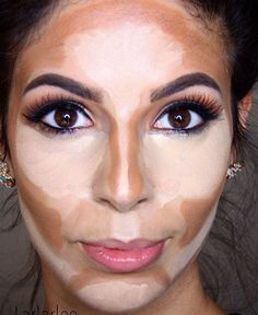 Does this intimidate you?!?... Click through for a fool proof contouring how to!