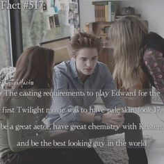 WEBSTA @ twilightfactss - ~Kristen's is on Ellen right now and that makes me so happy. I've missed seeing her on Ellen. All we need now is for Rob to be on Ellen-Autumn{#twilightsaga#twilight#edwardcullen#catherinehardwicke#twifact517}