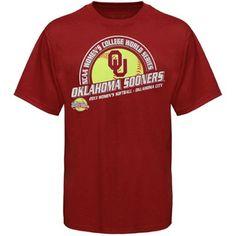 NCAA University of Oklahoma Sooners 6 pack Ping Pong Balls Laser Magic