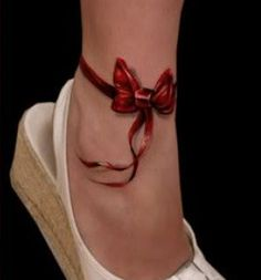 Get+Laced!++Corset+Lacing,+Ribbon+and+Bow+Tattoos