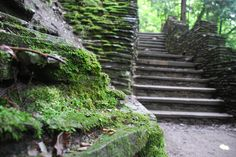 Letchworth Stairs
