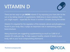Are you getting enough vitamin D? We compound vitamin D capsules in store! #SamAlexanderPharmCompounding