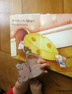 Finger Puppet Childrens Book Fun