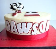 bucky badger cakes and pictures - Google Search