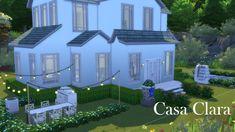Casa Clara #sims #sims4 #construção #download #katsims