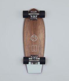 Skateboard- Mint