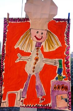 kids art by dutch-colours, via Flickr
