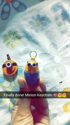 Quilled hand made Minion ☺