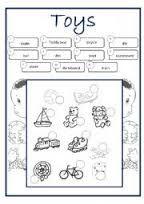 toys worksheets for kids pesquisa google coisas para usar pinterest toys kid and for kids. Black Bedroom Furniture Sets. Home Design Ideas