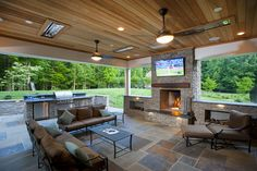 Thinking of creating a new patio in your backyard? Need a few backyard patio ideas? After a quick brainstorming session, we came up with these five backyard … Enclosed Patio, Screened In Patio, Back Patio, Pergola Patio, Pergola Kits, Pergola Ideas, Cheap Pergola, Porch Ideas, Build A Fireplace