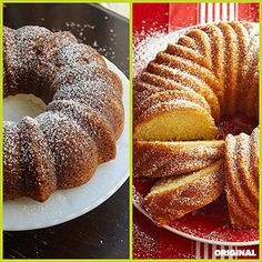 Rum-Vanilla Bean Bundt Cake From Better Homes and Gardens, ideas and improvement projects for your home and garden plus recipes and entertaining ideas.