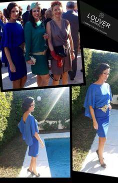 #moda#louver#marbella#fashion#blusa#capita#azulklein#tocado#turbante#pasamaneria#cinturon#invitadasboda