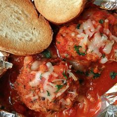 These Campfire Meatballs are ready in just 35 minutes.