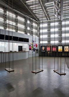New Horizons Cinema by BUCK.ARCHITEKCI in Wroclaw, Poland | Yellowtrace.