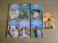 7 x Marjorie Lewty Mills & Boon Romance Novels: TITLES: 1. Lightning Strike; 2.