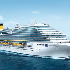 ABOARD THE COSTA DIADEMA -- Is a Costa Cruises ship right for you? Judge for yourself with a scroll through our latest Cruise Ship Tour, in the carousel above, which offers a deck-by-deck look at the new Costa