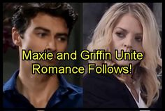 New General Hospital (GH) spoilers reveal that Maxie Jones (Kirsten Storms) will refuse to accept that Charlotte is Nathan West's (Ryan Paevey) daughter and