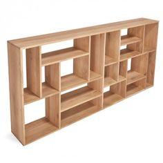 Terrain Oak Bookcase