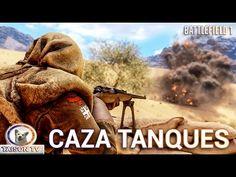 Battlefield 1 El Cazador de Tanques Clase de Elite Trucos y Consejos