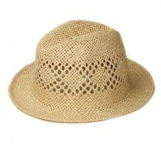 R$72 Chapéu Pan Vazado | Langak