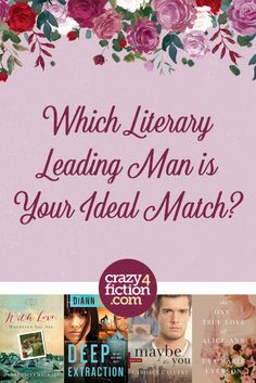 Giveaway at Crazy4Fiction: Take a quiz and enter a #BookGiveaway