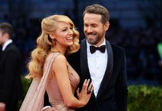 Blake Lively & Ryan Reynolds (aka the most perfect couple ever) are expecting their first child! Description from pinterest.com. I searched for this on bing.com/images